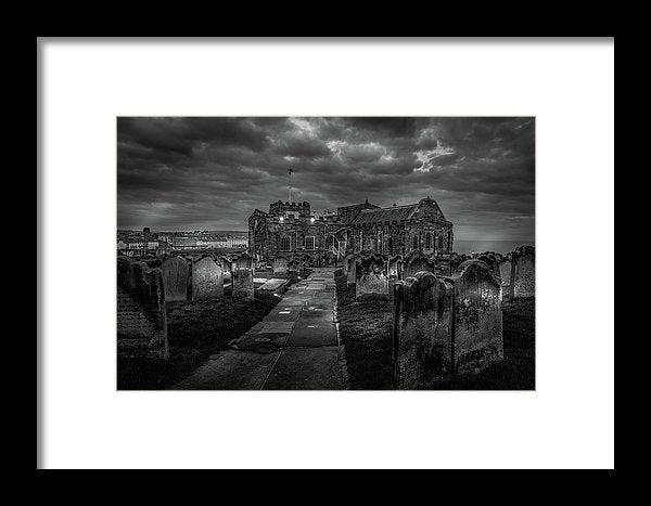Saint Marys Church, England - Framed Print from Wallasso - The Wall Art Superstore