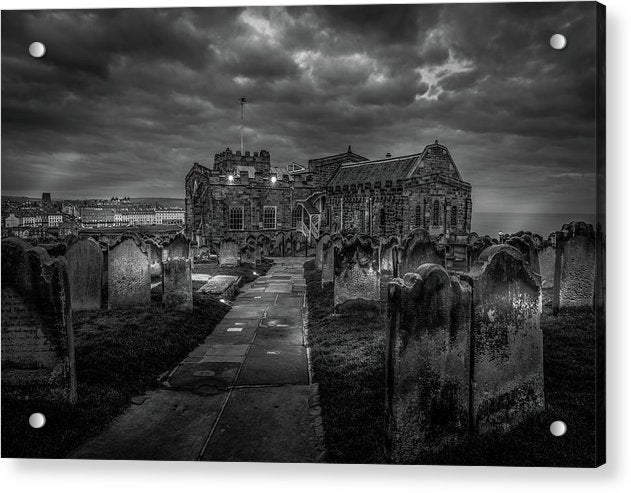 Saint Marys Church, England - Acrylic Print from Wallasso - The Wall Art Superstore