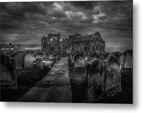 Saint Marys Church, England - Metal Print from Wallasso - The Wall Art Superstore
