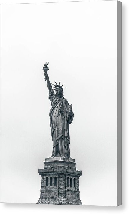 Statue of Liberty - Canvas Print from Wallasso - The Wall Art Superstore