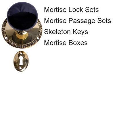 INTERIOR MORTISE LOCK SETS | LOOK IN THE ATTIC