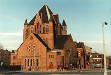 Romanesque Revival Architecture