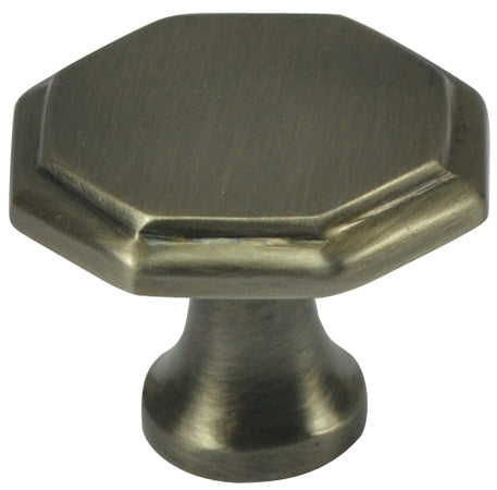 Early American Style Hardware in Antique Nickel