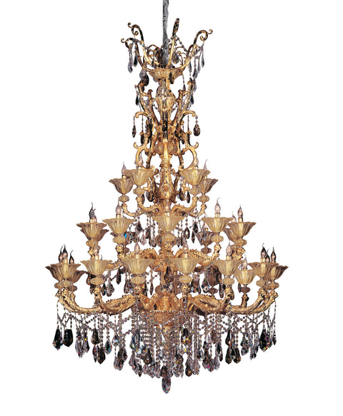 Mendelssohn 30 Light Chandelier