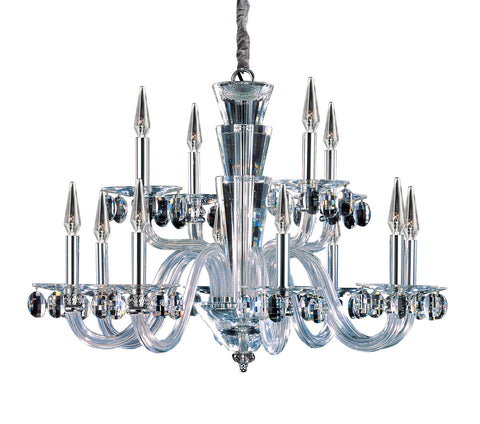 Fanshawe 12 Light Chandelier
