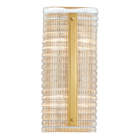 ATHENS 2 LIGHT WALL SCONCE