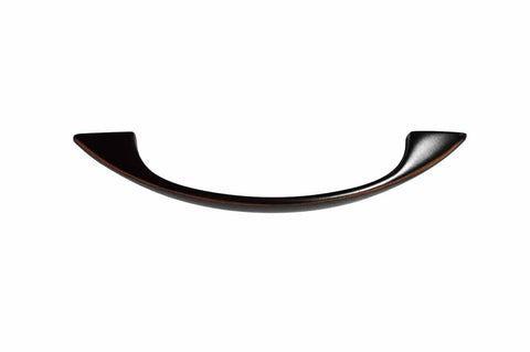 Big Sale: 4 Inch Flush Rounded Cabinet Pull (Oil Rubbed Bronze Finish)