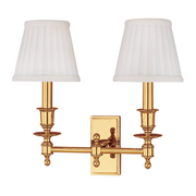 Ludlow 2 Light Wall Sconce