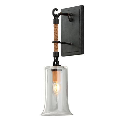PIER 39 1 Light WALL SCONCE