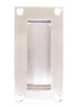 Stainless Steel Pocket Door Pull