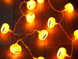 Luces LED Calabazas