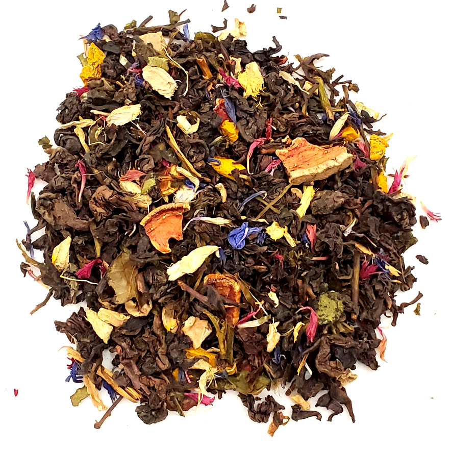 Turmeric Twist Oolong Tea
