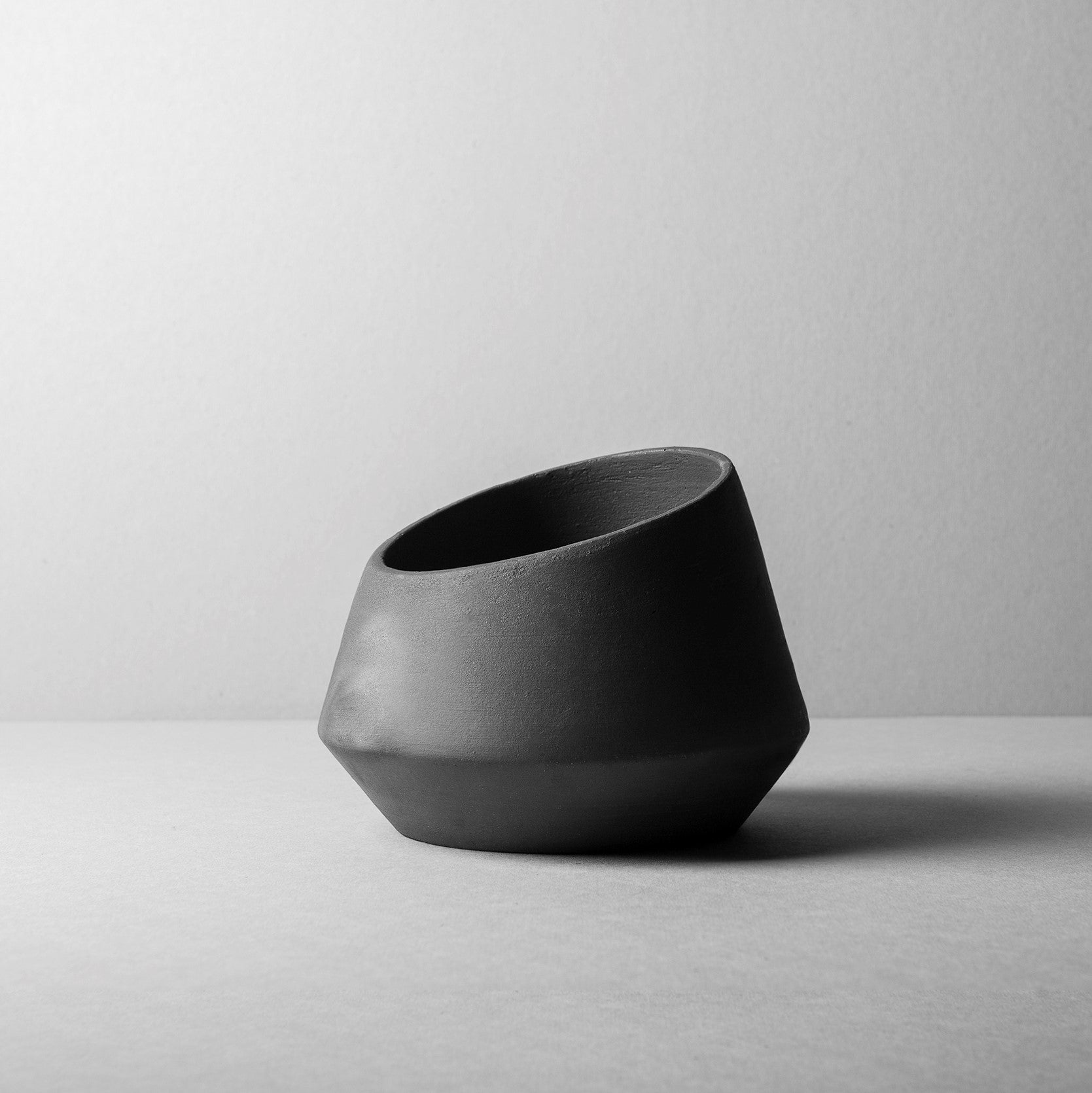 Rubble Interior Design Marketplace, Alguidar S Black Ceramic Pot by Bisarro Ceramics Designer