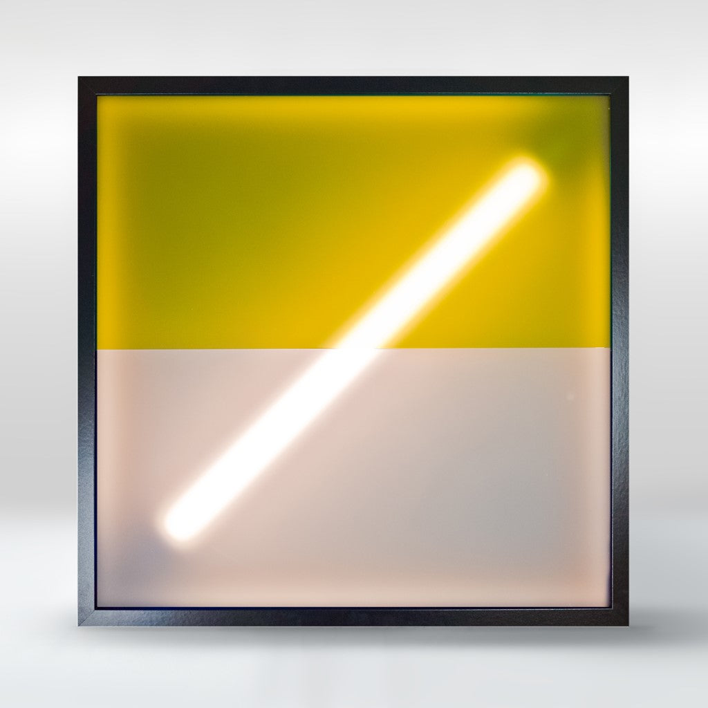 Wall Yellow and White Alteray no3 Lamp by Rubble Marketplace Designer Stavros Kotsakis