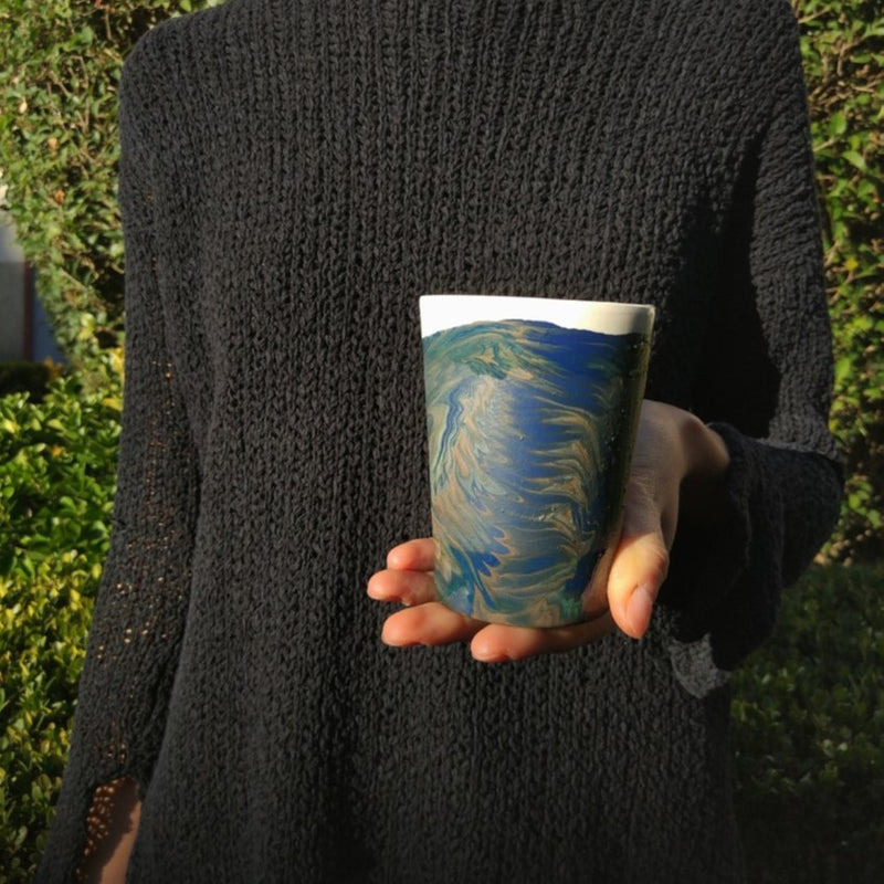 Rubble Inerior Design Marketplace, Delfino Small Coloured Cup by Niccolò Rossi