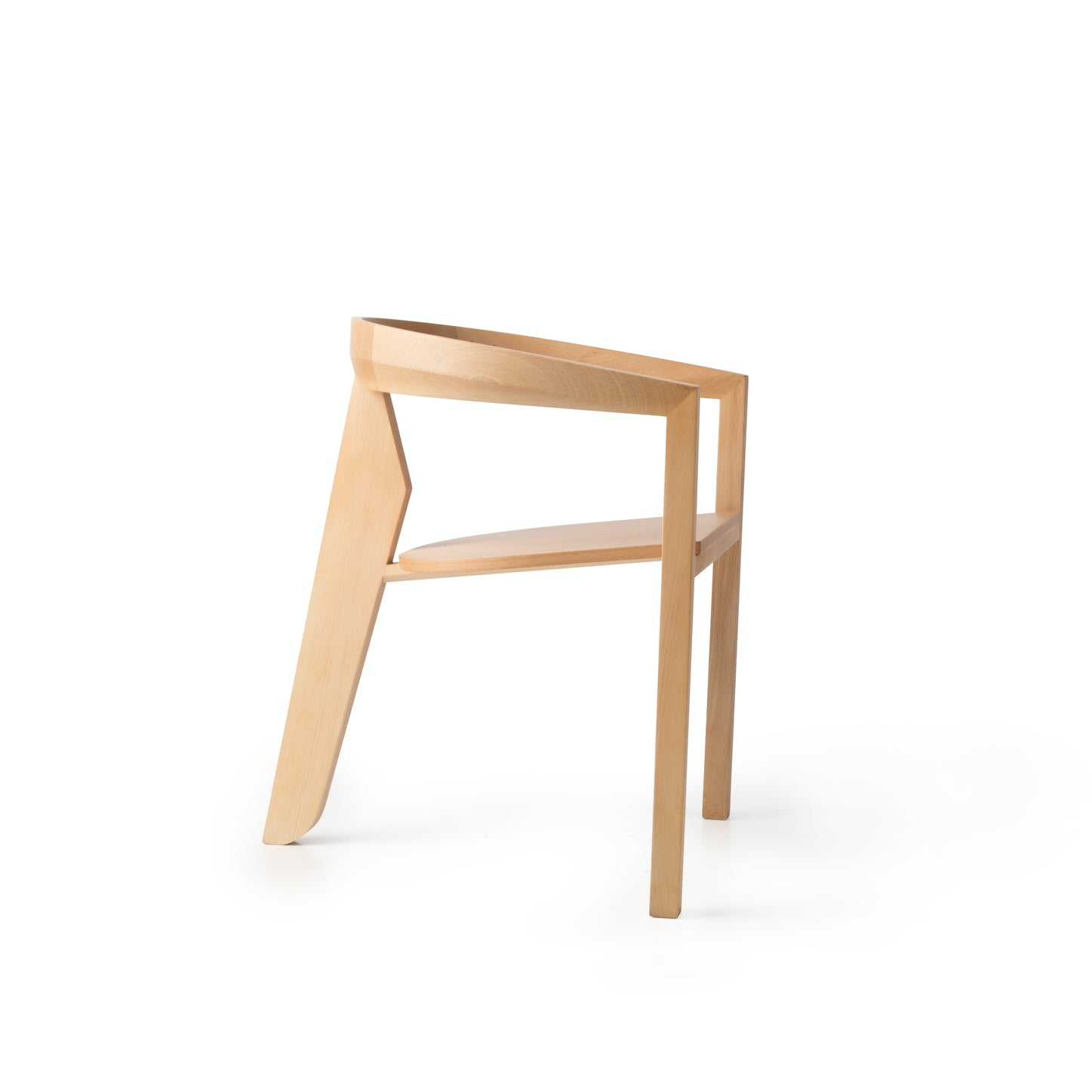 Rubble Inerior Design Marketplace, Icon Wood Dining Chair by Miguel Soeiro Porventura