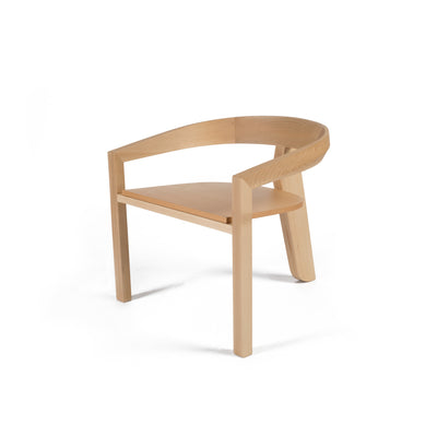 Rubble Inerior Design Marketplace, Icon Lounge Wood Dining Chair by Miguel Soeiro Porventura