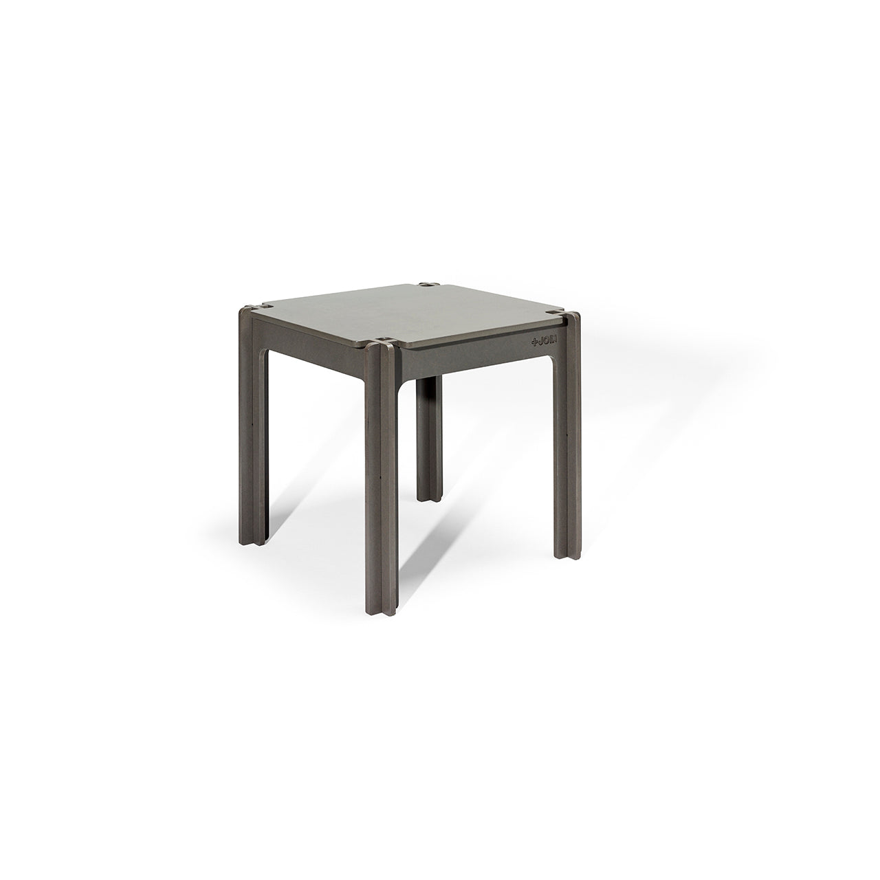 Rubble Interior Design Marketplace, Grey Valchromat Minuto 80 Small Table +JOIN by Designer Diogo Belo Mendes