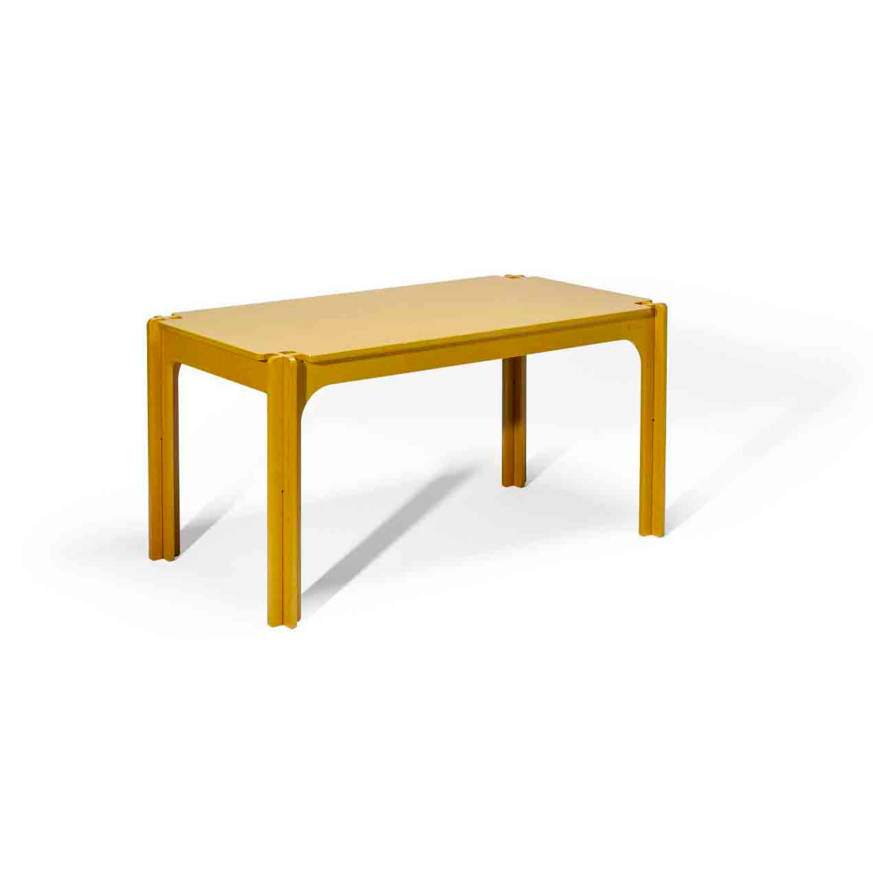 Rubble Interior Design Marketplace, Yellow Valchromat Minuto 150 Big Table +JOIN by Designer Diogo Belo Mendes