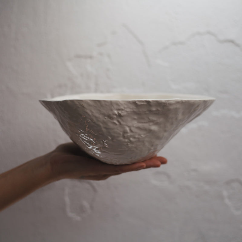 Rubble Inerior Design Marketplace, Meia Cocha Medium Size Bowl by Malga Ceramic Design