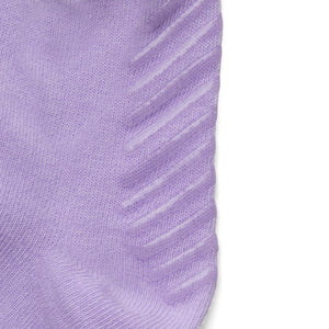 Gripjoy 6-8 Years Kids Girls Socks with Grips Purple Pink & Greys 4-Pack - Gripjoy Socks