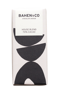 House Blend 70 % Cacao Chocolate