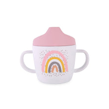 Load image into Gallery viewer, Rainbow Sippy Cup