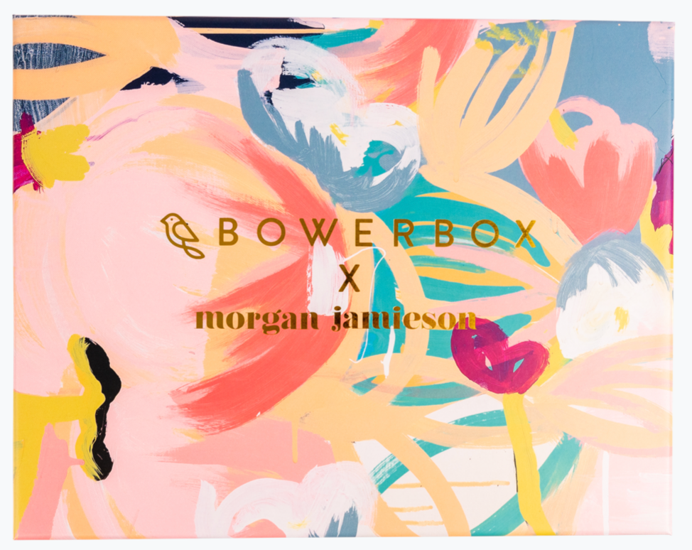 Designer Box, Morgan Jamieson x BOWERBOX Collaboration