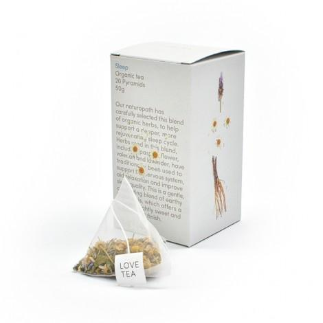 Sleep Tea Pyramids