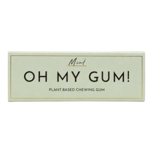 Mint Plant Based Chewing Gum