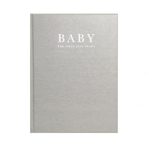 Baby Journal, The First Five Years