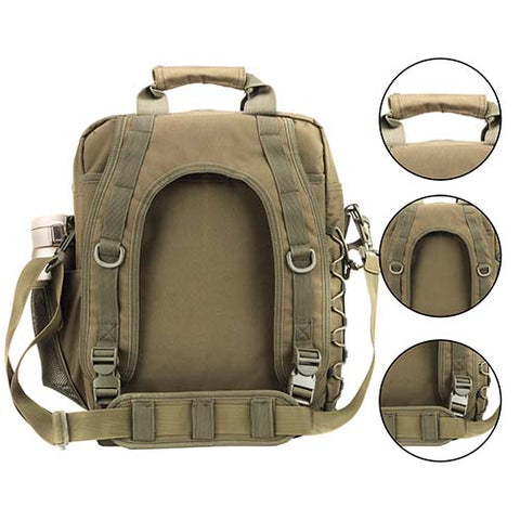 Multi-function Military Laptop Backpack