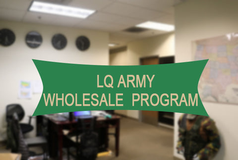LQ ARMY WHOLESALE PROGRAM