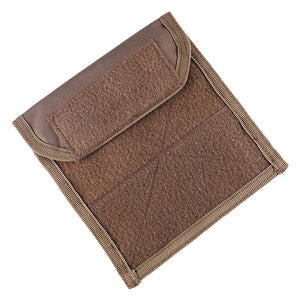Molle Pouch Admin Flat