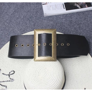 Bold Buckle Belt