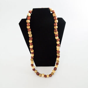 Eco Friendly Statement Necklace