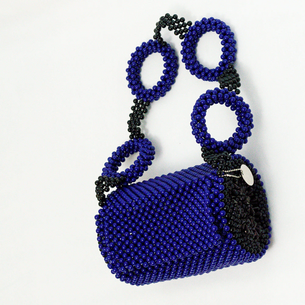 Asymmetric Tube Bag