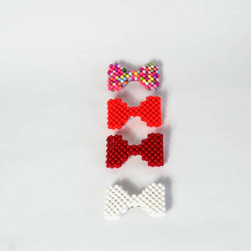 Bow Barrettes