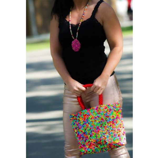 [Unique Handmade Beaded Handbags and Accessories Online]-SHÈDÁ