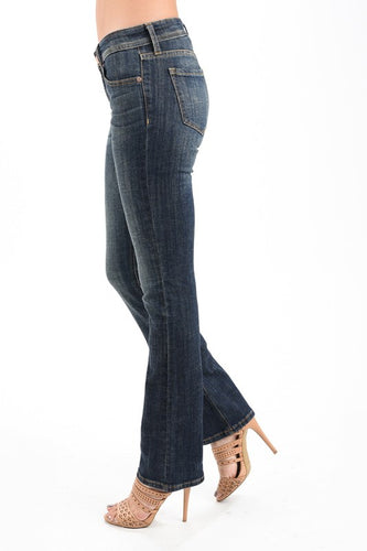 Imogen MidRise Bootcut Jeans