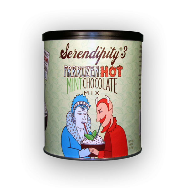 Frrrozen Hot Mint Chocolate Canister