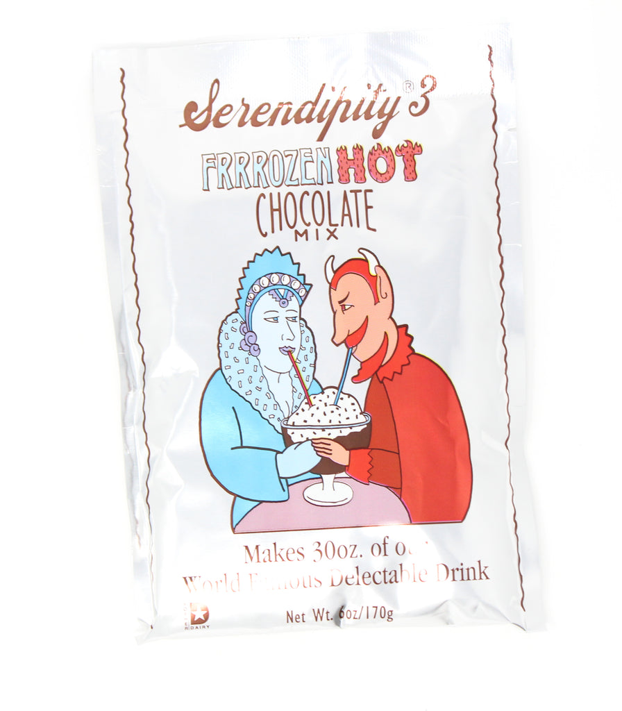 Frrrozen Hot Chocolate Packet (3 PACK)