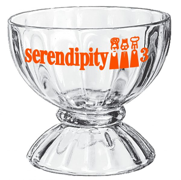 SERENDIPITY 3 GLASS GOBLET