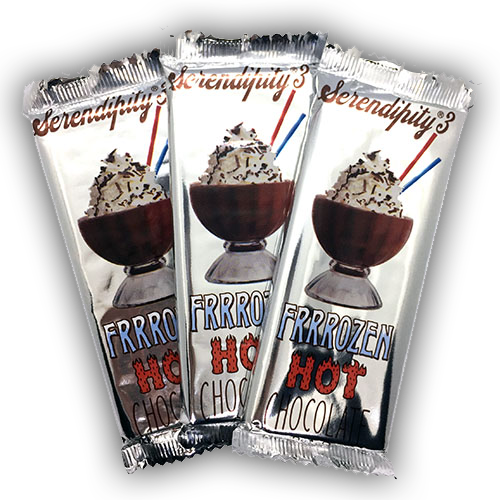 Frrrozen Hot Chocolate Bars (3 PACK)
