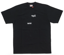 Load image into Gallery viewer, FW18 CDG Split Box Logo Tee