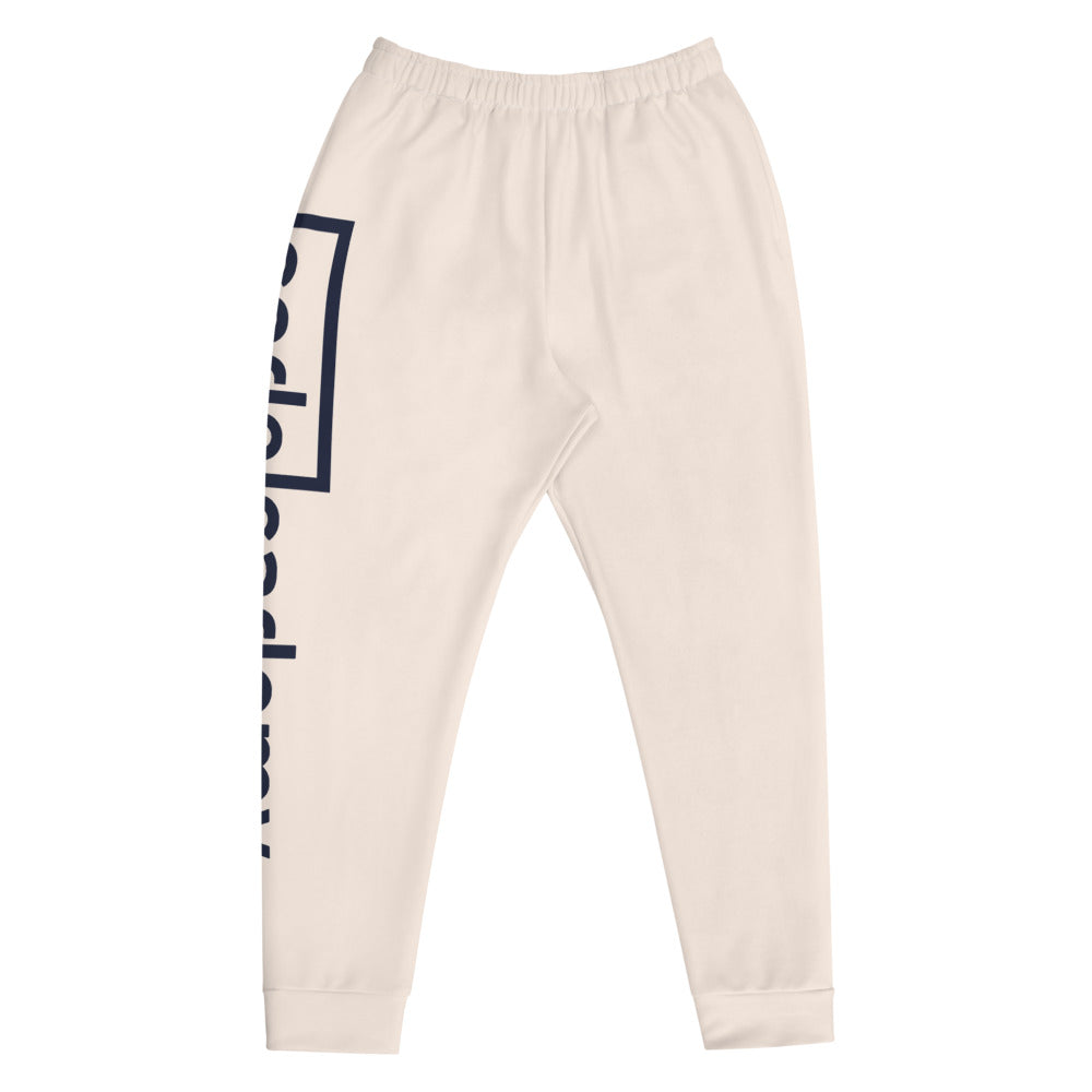 Learn-From-Home Joggers, Blush