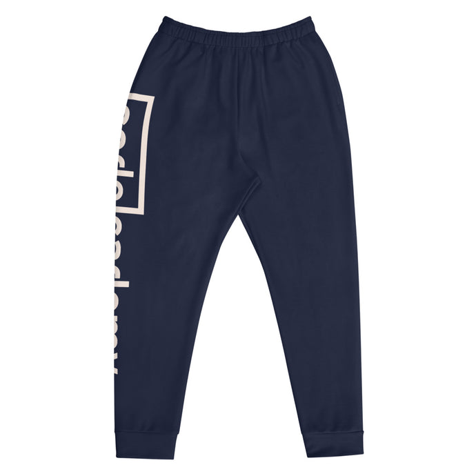 Learn-From-Home Joggers, Navy