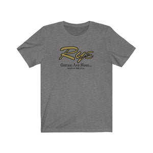Rye Guitars - Short Sleeve Tee