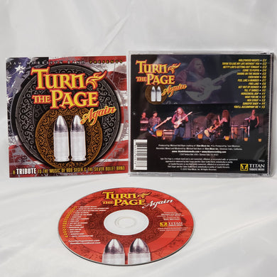 TTP- Turn the Page Again CD - Autographed Physical CD