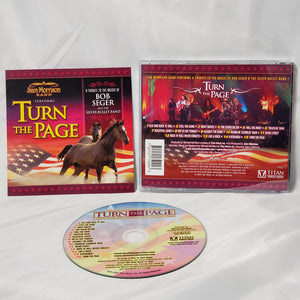 TTP - Turn The Page-Tribute to Bob Seger CD - Autographed
